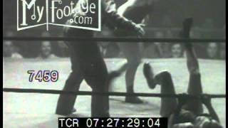 1930's Women Wrestling