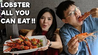 MAKAN LOBSTER & SEAFOOD SEPUASNYA !! SURGA ALL YOU CAN EAT !!