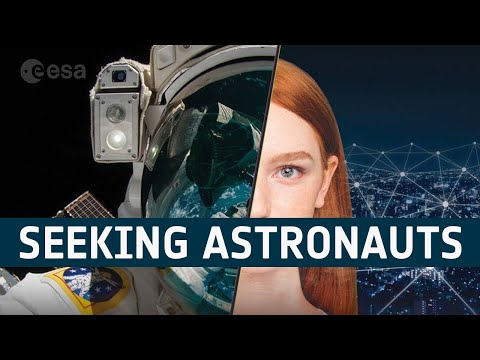 ESA seeks new astronauts | Media event
