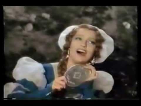 "Jeanette MacDonald as Christine in ""Phantom of the Opera"""