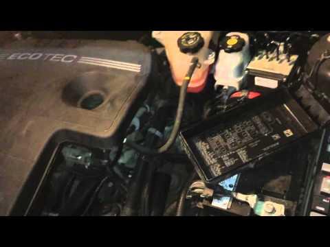 2010 Malibu cranks/no start up problem solved