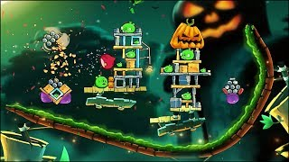 Angry Birds 2: Daily Challenge - Friday: Silver Slam  (12/29/2017)