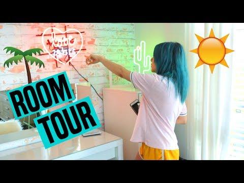 Download Youtube: LA Room Tour 2017! Niki DeMar