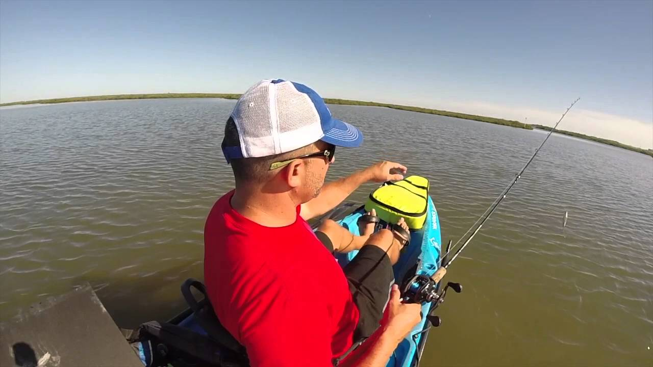 Kayak fishing report december port aransas texas 30 for Fishing report port aransas