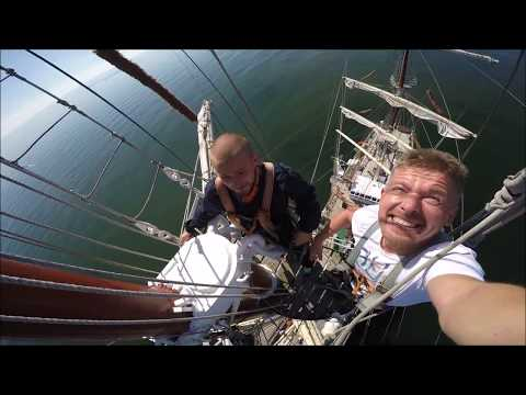 Tall Ships  Races 2017 Dar Młodzieży