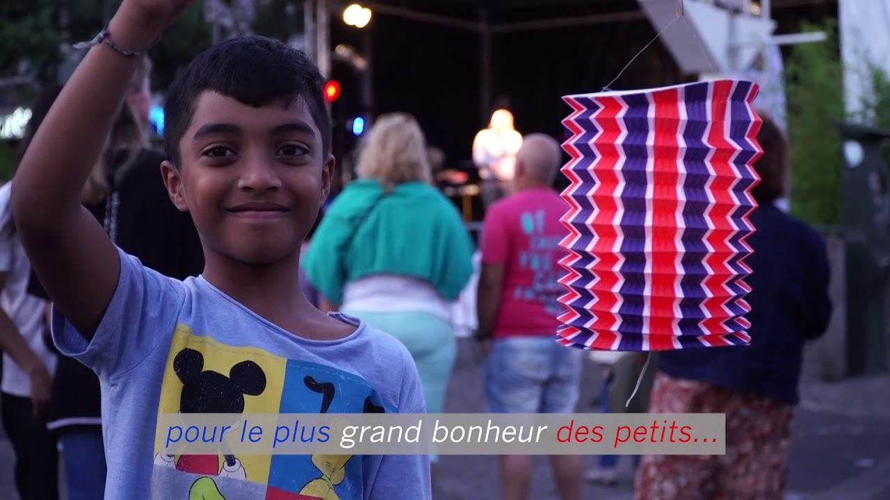 La Fête Nationale à Corbeil-Essonnes