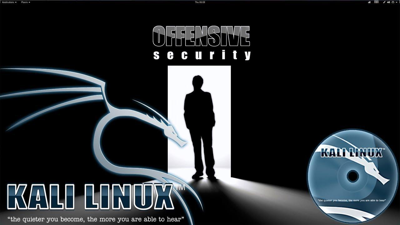Kali Linux Bootable Live Pendrive