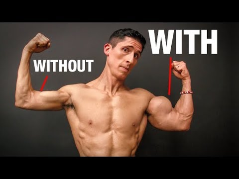 """My Biceps Aren't Growing"" (HERE'S WHY!)"