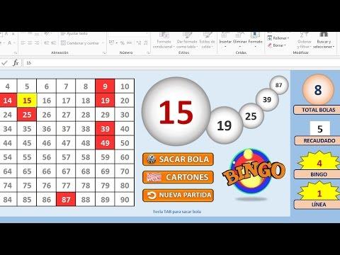 Jogo Bingo Gratis