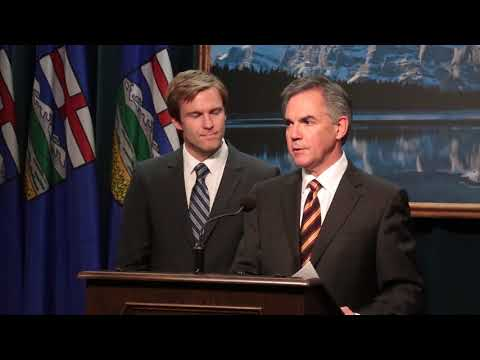 Premiers Prentice and Gallant meet to discuss Energy East Pipeline