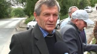 Жители села села Новая Троица заблокировали республиканскую трассу