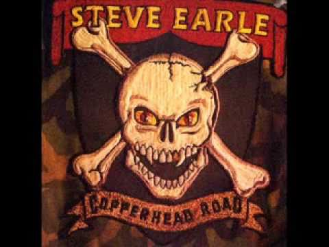 Steve Earle - Copperhead Road **Official Video**