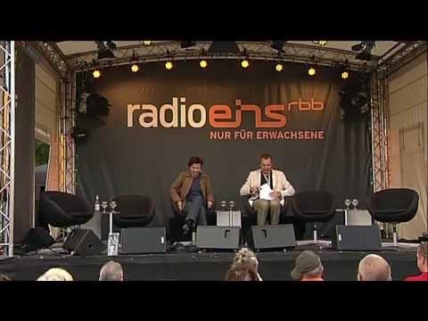 radioeins Berlin-Talk live aus dem Park am Gleisdreieck 2014