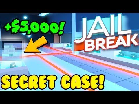 *SECRET* CASE GLITCH IN NEW JEWELRY STORE! (Roblox Jailbreak)