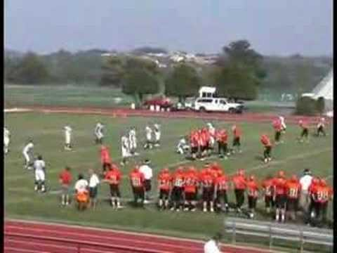 Bullis vs McDonogh Football (Rudy Johnson)