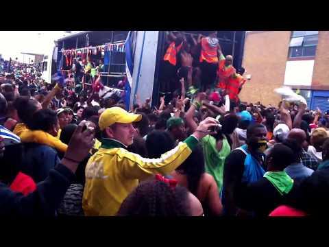 Notting Hill Carnival 2012 - Palance Dance