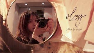 취미 vlog. 예쁜 감성의 인테리어 소품 구경 (ft…