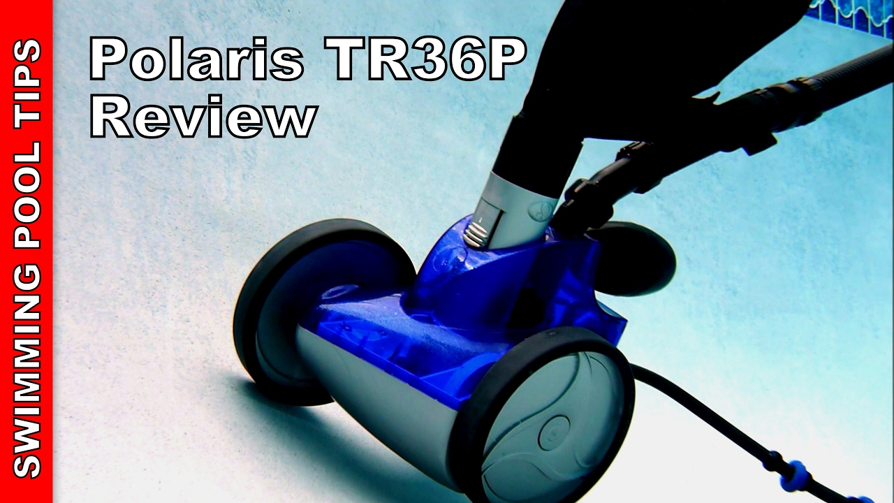 Polaris Tr36p Pressure Side Return Side Cleaner Review Youtube