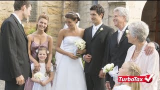 single tax withholding vs married filing jointly turbotax tax tip video