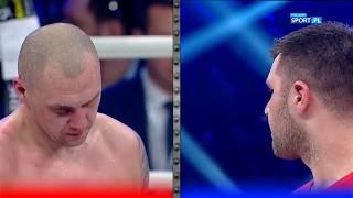 Sergey Radchenko VS Krzysztof Glowacki 10/02/2018 Poland
