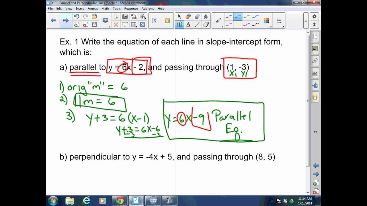 Gina Wilson All Things Algebra Unit 5 Relationships In ...
