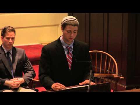 Wabash College Chapel Talk - Senior Speak (April 18, 2013)