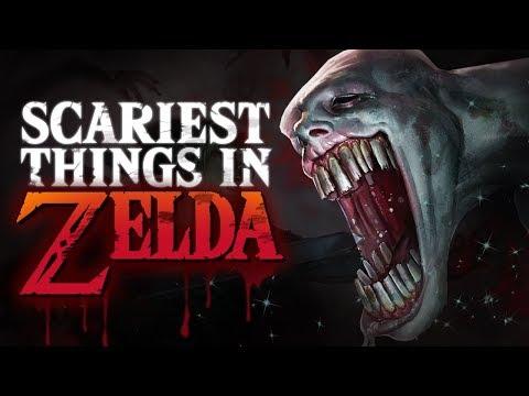 Top 10 Darkest / Scariest Things in Zelda