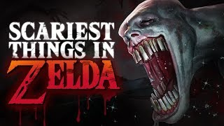 Top 10 Darkest / Scariest Things in Zelda
