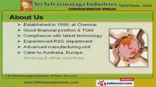 Grinding Machine and Automobile Parts by Sri Selvavinayaga Industries, Chennai