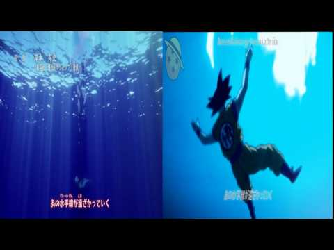 Naruto Shippuden/Dragon Ball Super - Opening 08 Naruto Shippuden