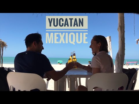 Mexique (Yucatan) - Flashback