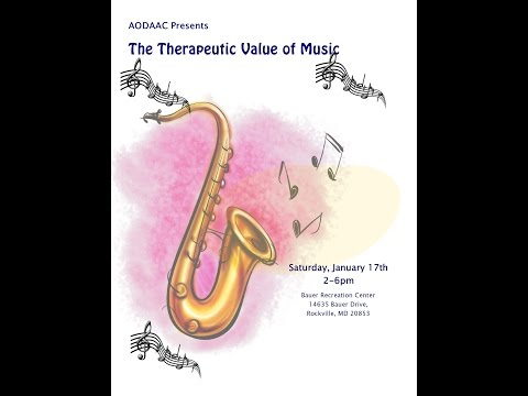The Therapeutic Value of Music
