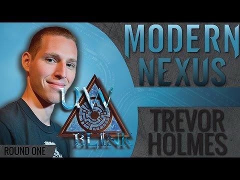 Trevor Holmes Plays MTGO Ep.2: U/W Blink (Round 1)