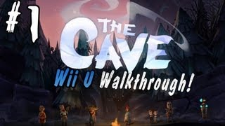 The Cave - Walkthrough Wii U Part 1