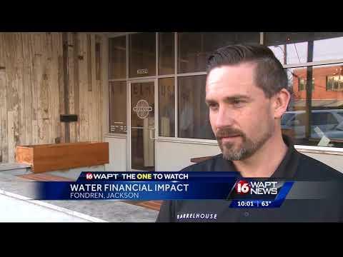 Water Financial Impact