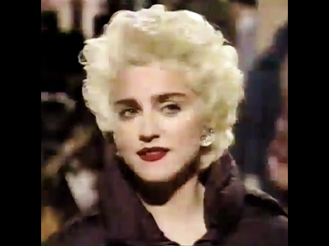 Madonna - Who's That Girl - Film Report - 1987