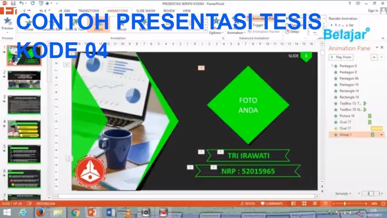 10 template powerpoint gratis keren (ppt download) | yasir252.