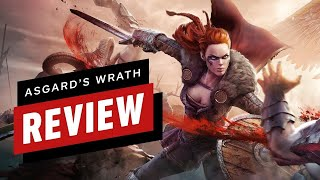 Asgard's Wrath Review (Video Game Video Review)