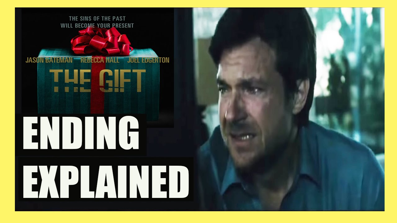 The Gift - Ending Explained (SPOILERS) - YouTube