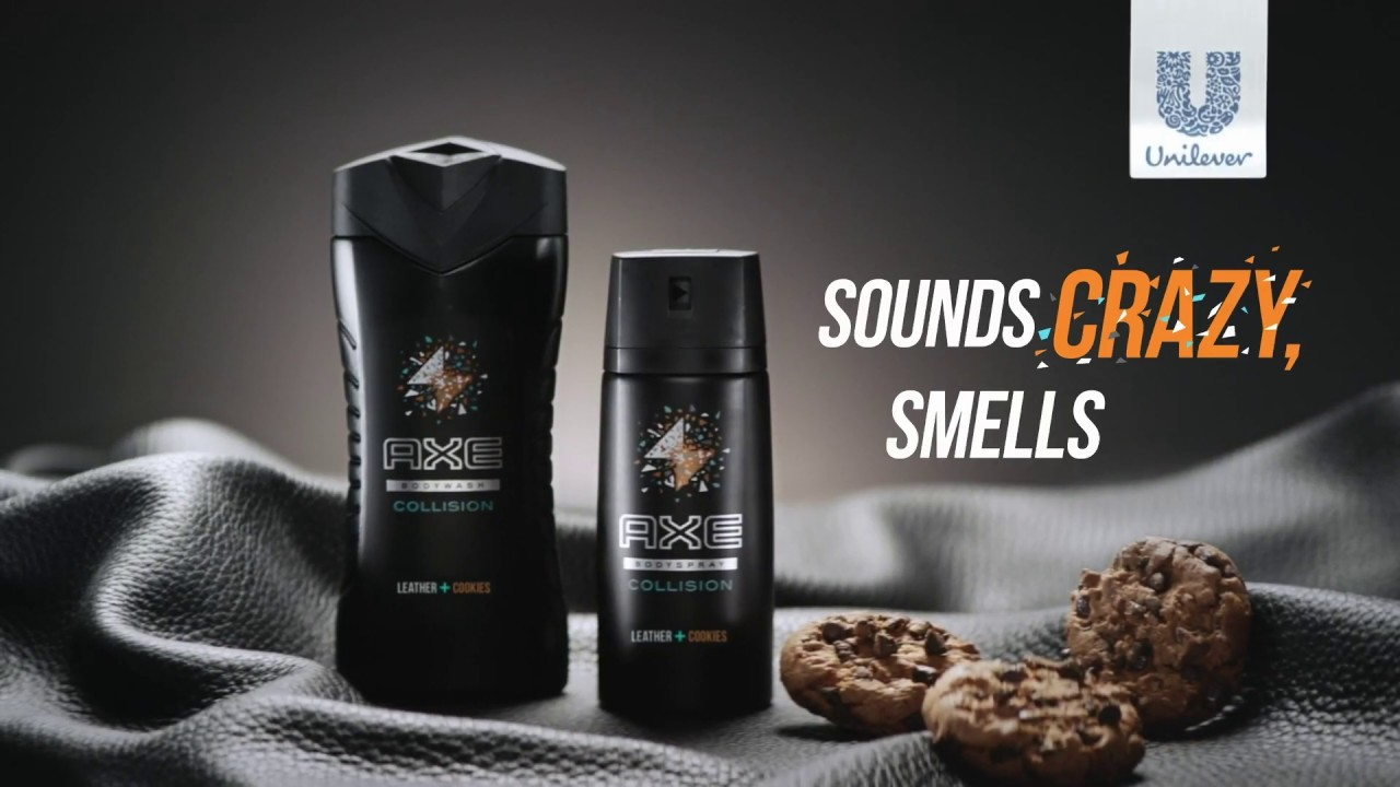 NEW AXE LEATHER & COOKIES BODY SPRAY - YouTube