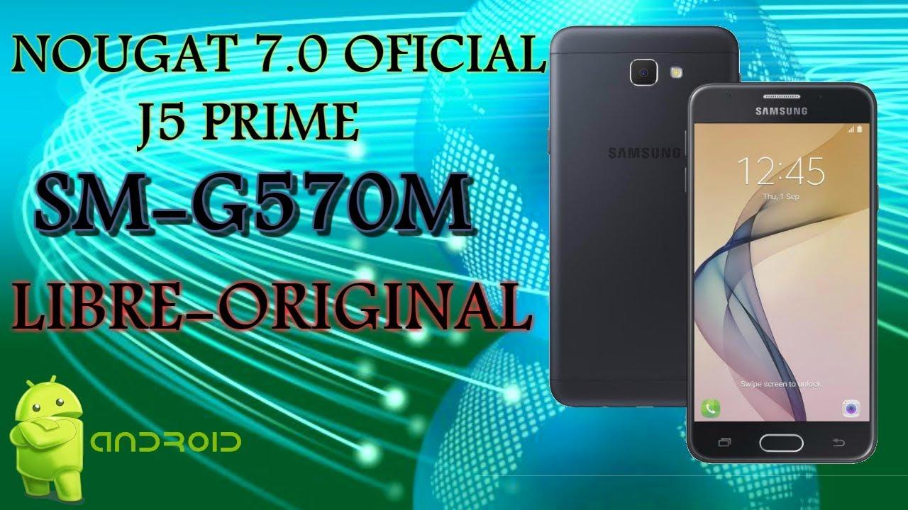 descargar firmware samsung galaxy j5 prime