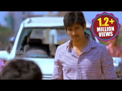 Roudram Scenes - Jiiva Introduction Scene - Shriya Saran