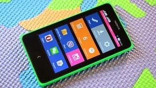 Обзор Nokia X: первый Android-смартфон Nokia и Microsoft (review)(Подробный обзор - http://mobiltelefon.ru/ Цена дня на Nokia X - http://bit.ly/1CmNGek Видеообзор Nokia X: первый Android-смартфон Nokia и Microsoft..., 2014-06-07T15:53:46.000Z)