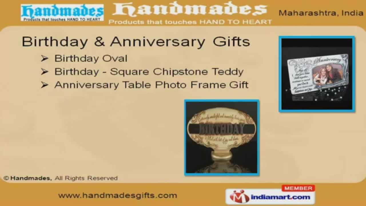 Birthday Gifts By Handmades Mumbai