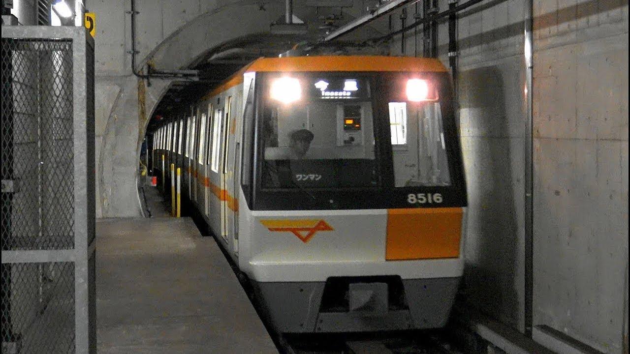 Osaka Metro今里筋線の路線図 - NAVITIME