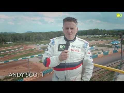 Albatec Racing RallycrossRX Hungary
