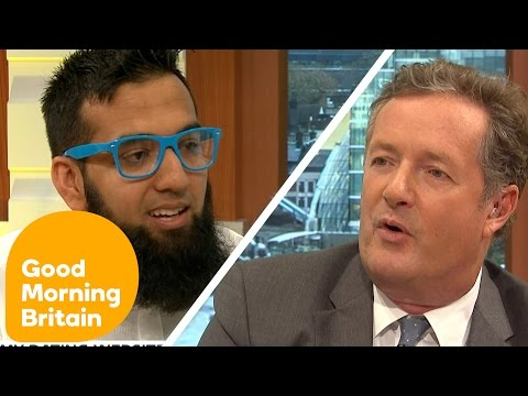 Piers Morgan Argues With Polygamy Dating Website Owner | Good Morning Britain