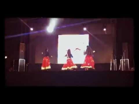 Sun Sathiya | Cham Cham | Kathak Bollywood fusion by Ecstasy the Dance studio student team