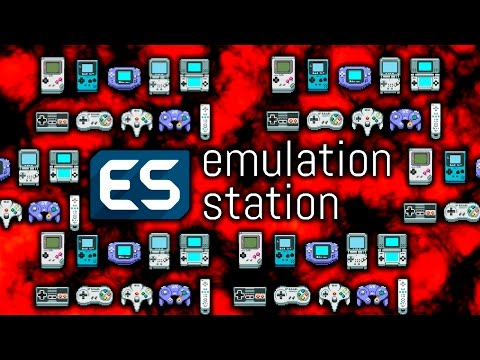 Retrostation Emulation Station Retroarch Funnydog Tv
