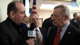 Senior U.S. Senator-Dick Durbin on the interests of the USA & Ukraine
